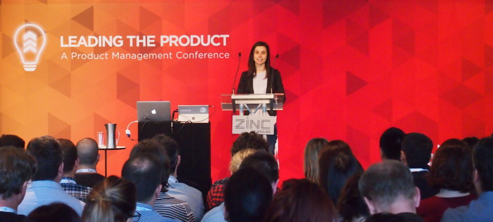 Kate Claringbold Leading the Product