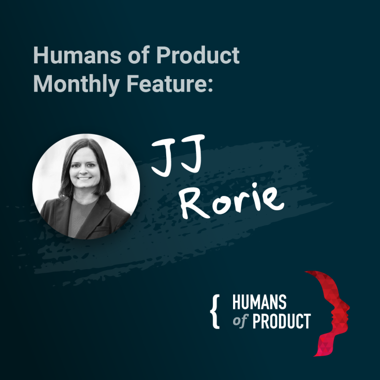 Meet This Week's Humans of Product: JJ Rorie