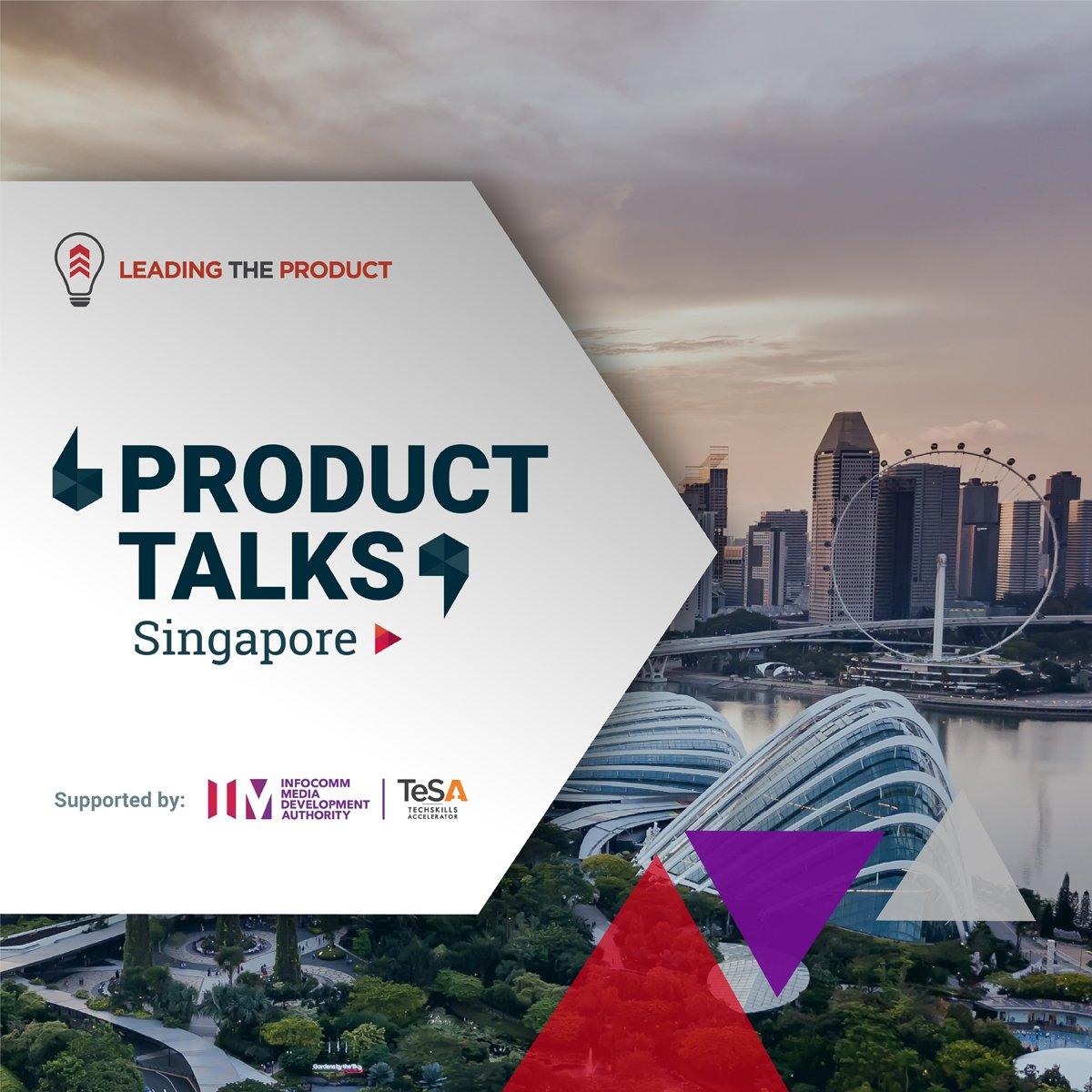 introduce product talks Singapore