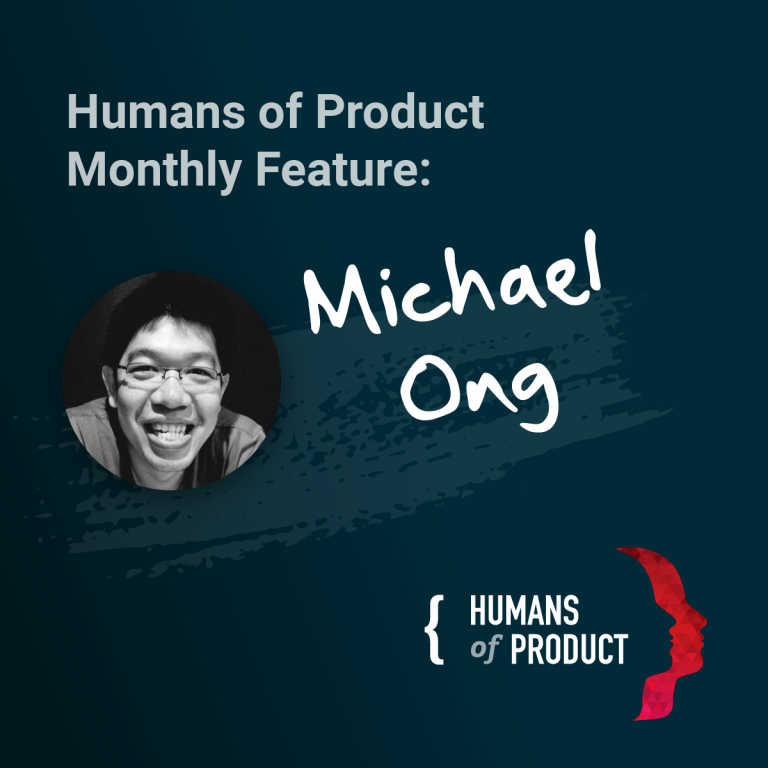 Meet this Week's Humans of Product: Michael Ong